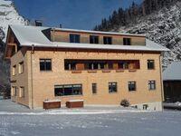 Haus Alpenglühn, Wohnung Tanne in Au - kleines Detailbild