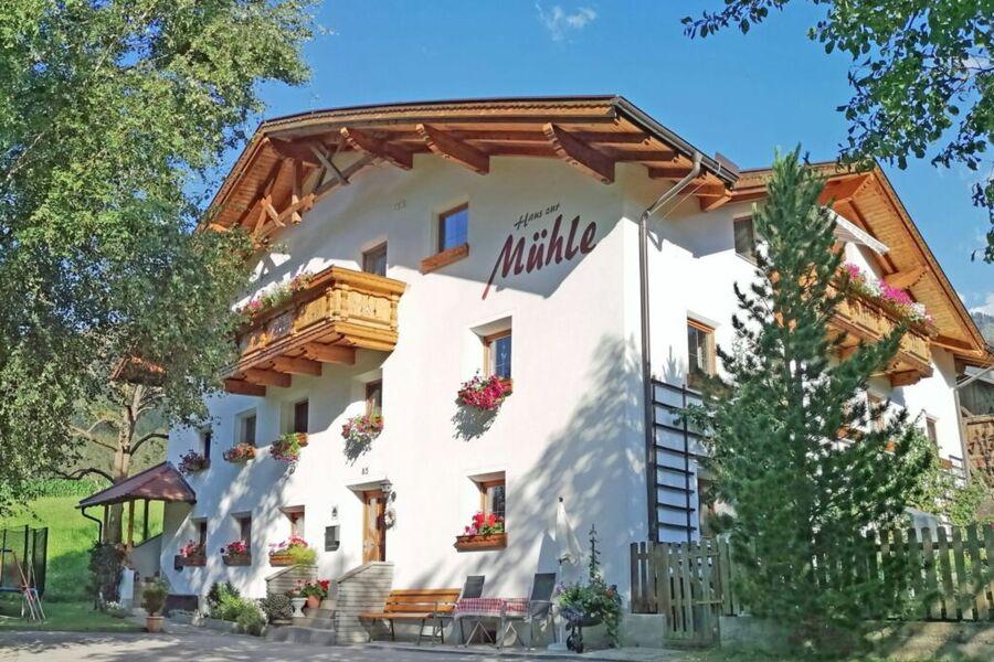 Haus zur Mühle, Ferienwohnung II 1