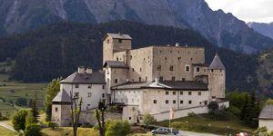 Ferienwohnungen Schloss Naudersberg, Ferienwohnung Typ B in Nauders am Reschenpass - kleines Detailbild