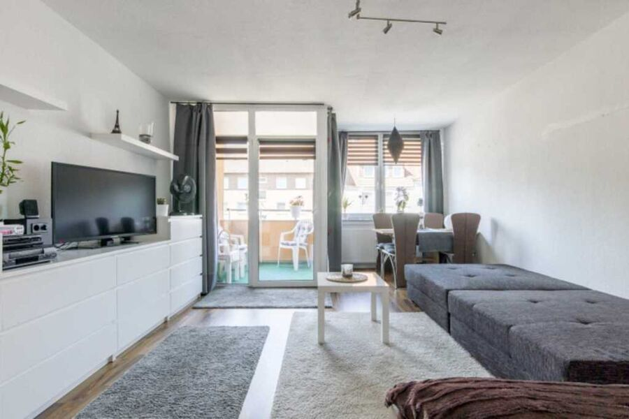 1 Zimmer Apartment | ID 6372, apartment