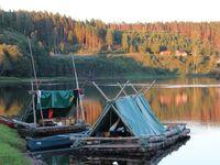 Björkebo Camping, Stuga 10 Villa Lönneberga in Stöllet - kleines Detailbild