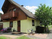 Charmantes Ferienhaus für 6 Personen mit Blick auf den Silbe, Souterrain Wohnung für 2 Personen am S in Schwalmstadt - kleines Detailbild