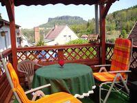 'Haus am Stein' für 2 Personen mit 1 getr. Schlafzimmer, Ferienhaus am Stein 2 in Königstein - kleines Detailbild