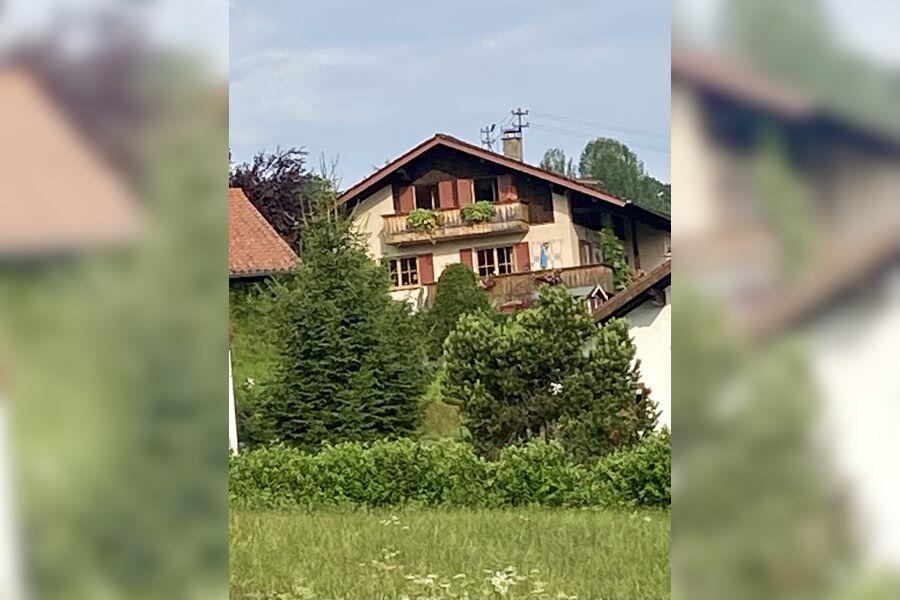 """Luftaufnahme Haus """"Im-Oberland"""""""