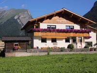 Haus Bergblick, Ferienwohnung groß in Au - kleines Detailbild