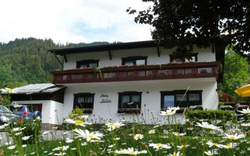 Ritter Anni - Haus Ritter, Ferienwohnung mit Balkon