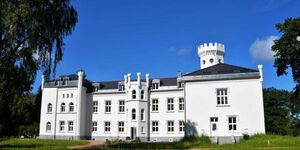 Schloss Hohendorf, Schloss Apartment WE 14 in Groß Mohrdorf - kleines Detailbild