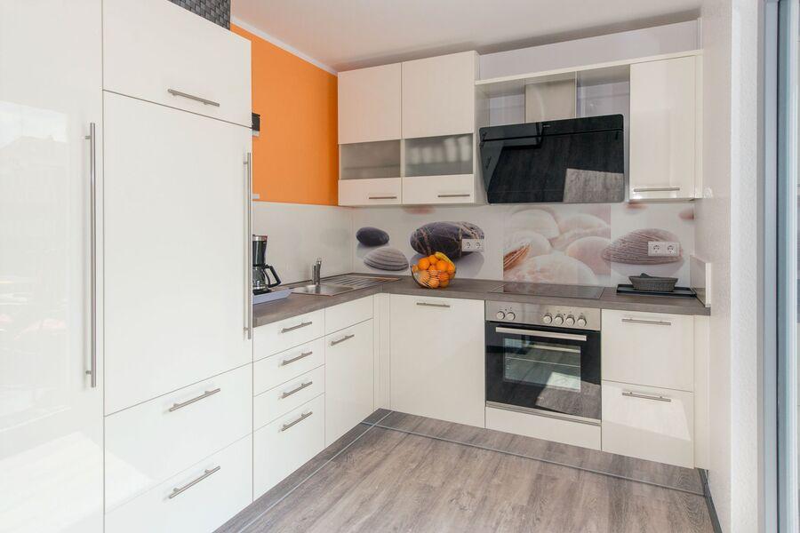 Vollständig ausgestattete Komfort-Küchen
