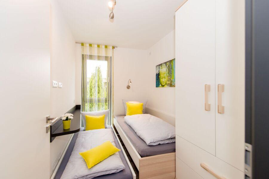 Einzelzimmer + zusätzlichem Ausziehbett