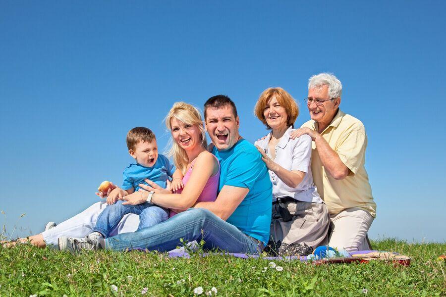 Apartmenthaus in der Lorscher Str. 14