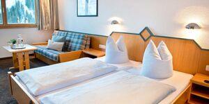 Ländle Hotel, Vierbettzimmer in Damüls - kleines Detailbild