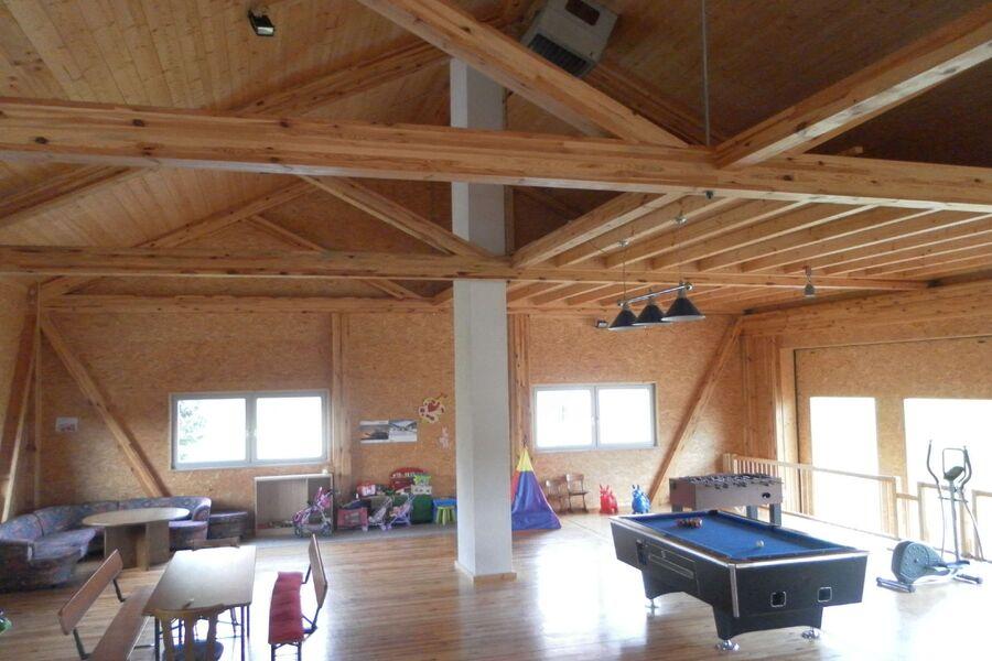 Indoor-Halle