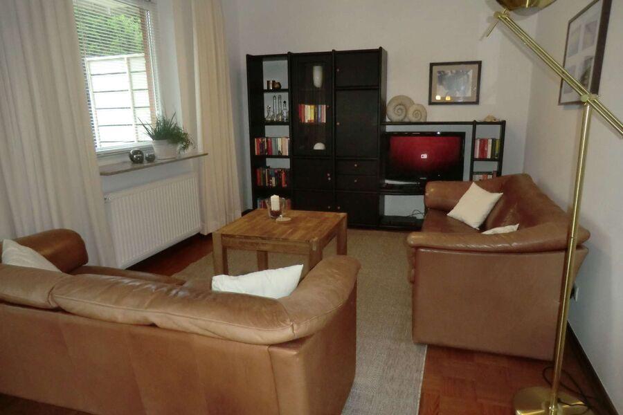 Wohnzimmer - Fernsehecke