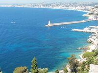 Palais Miramar II Strandnah+ traumhafter Meerblick in Nizza - kleines Detailbild