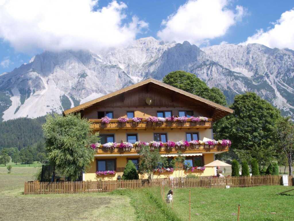 Ferienwohnungen Alpenecho, Ferienwohnung Petergstamm