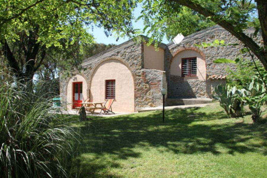Die schöne Villa Archi für 6/7 Personen