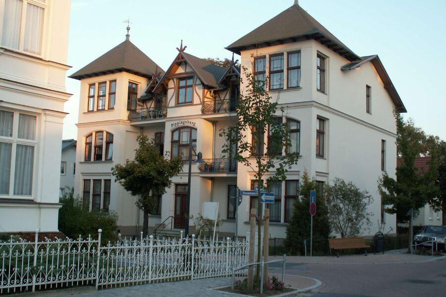 Villa Pippingsburg am Strand