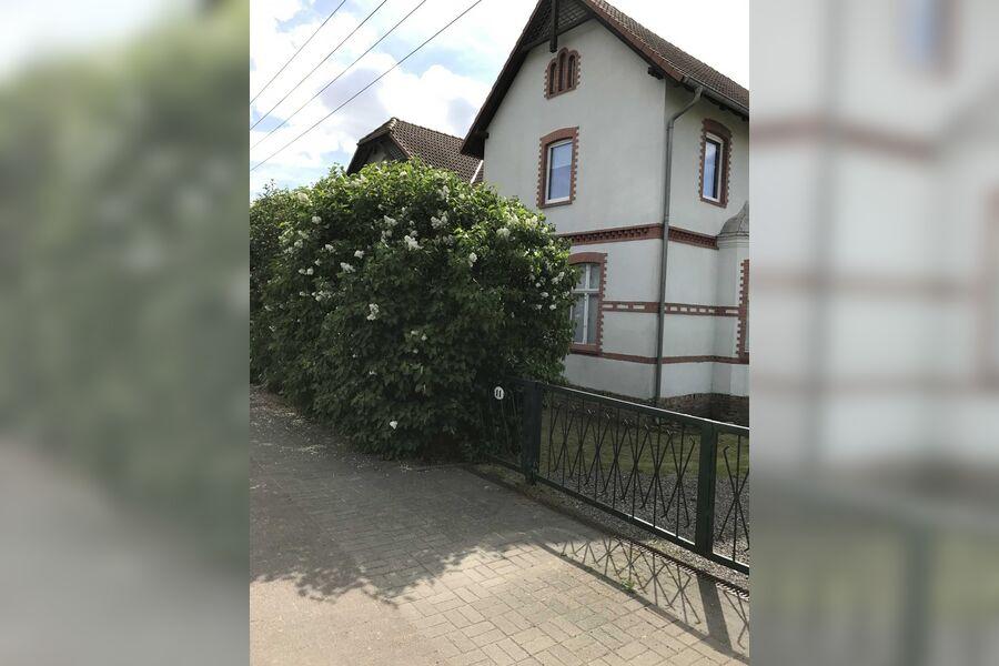 Außenansicht der Hauses