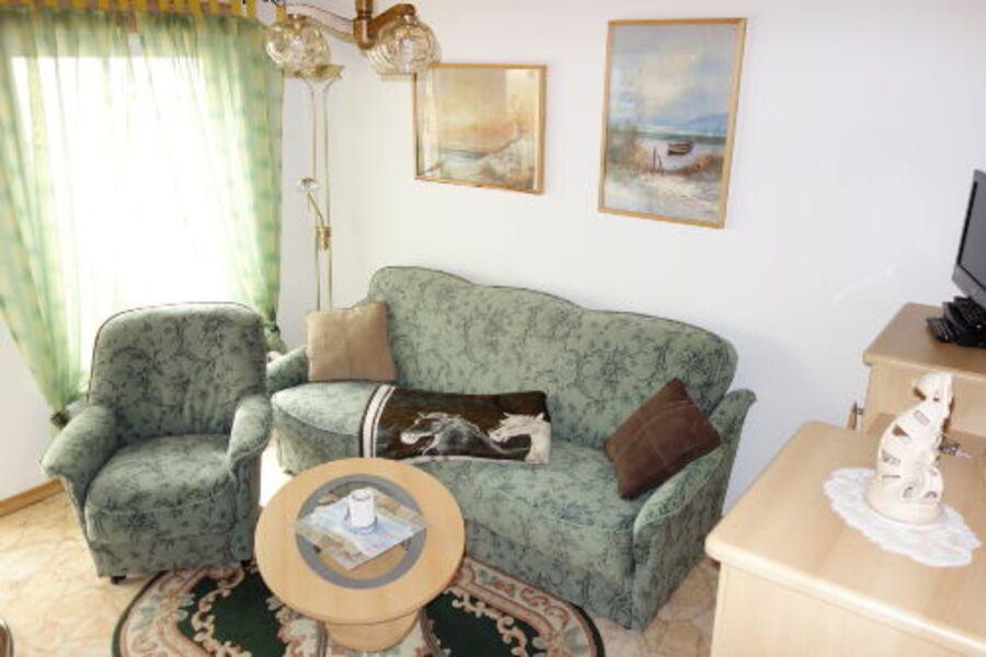 Ferienwohnung Anton - Wohnzimmer