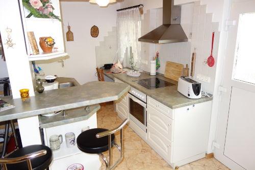 Küche der FW Anton