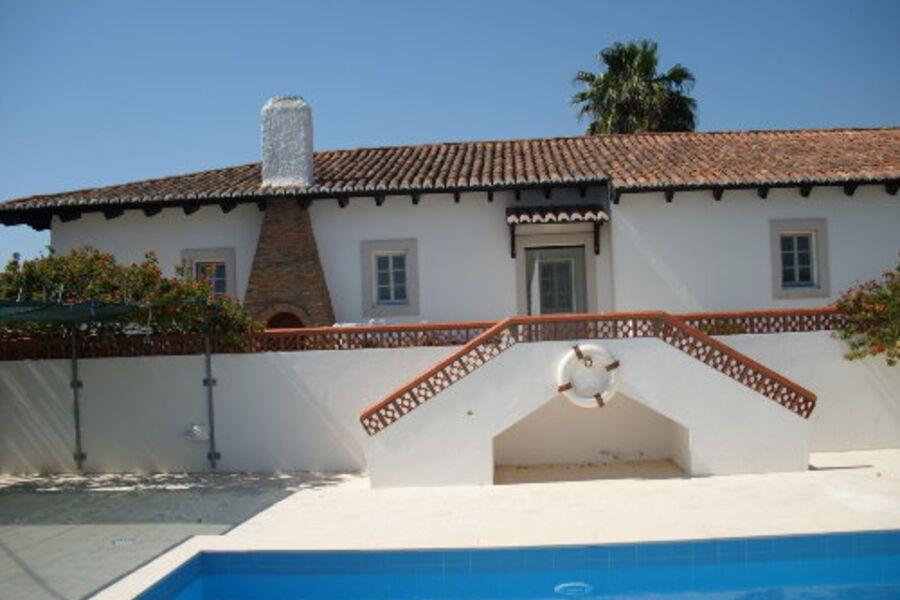 Haus A mit Pool 5 x 10 Meter