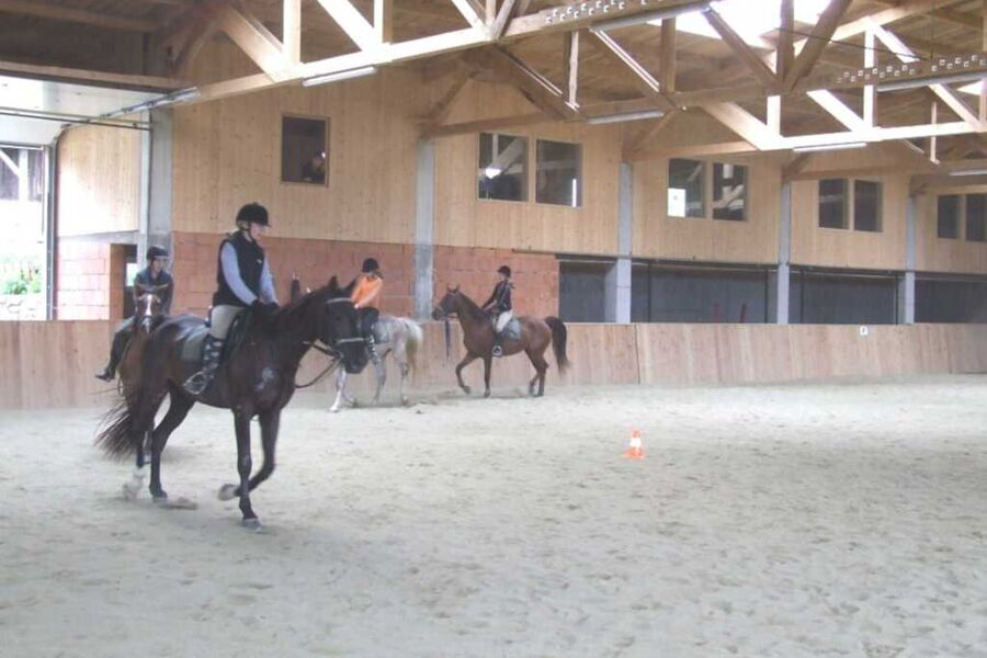 Sportpension Ramlhof, Gartenblick 1