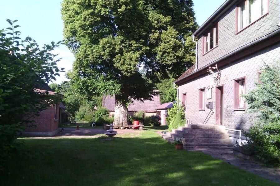 Altes Forstamt Jädkemühl, Altes Forsthaus