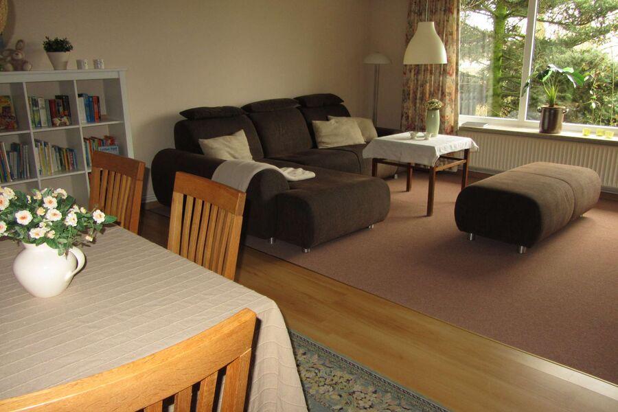 gemütliches Ess- und Wohnzimmer