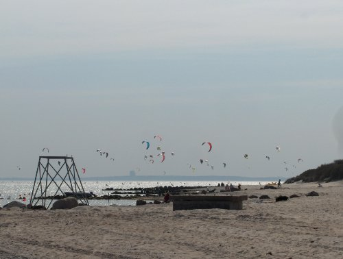 Die Surf- und Kitesurf-Schule in Rettin