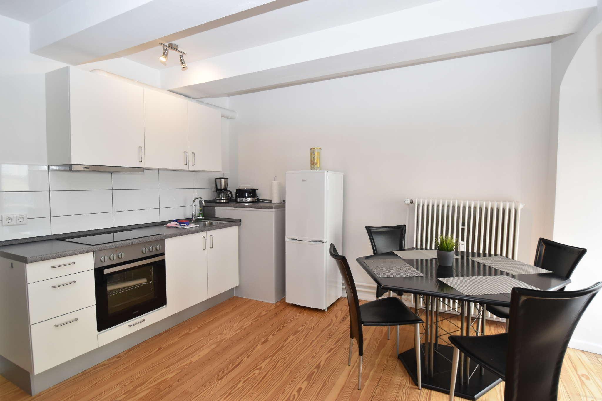 ferienwohnung det gamle toldhus in flensburg schleswig holstein g nter blankenagel. Black Bedroom Furniture Sets. Home Design Ideas