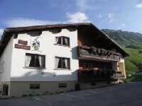 Haus Strolz, Appartement 3 - Künzelspitze in Schröcken - kleines Detailbild