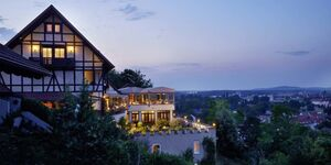 Kapuzinergarten Panoramahotel | Eventrestaurant, 3Bett Klosterzelle in Breisach - kleines Detailbild