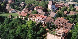 Kapuzinergarten Panoramahotel | Eventrestaurant, 4Bett Kloster-Family in Breisach - kleines Detailbild