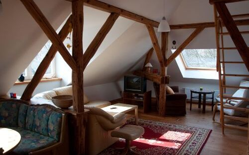 Ferienwohnung Pankow 'Am Schloss'