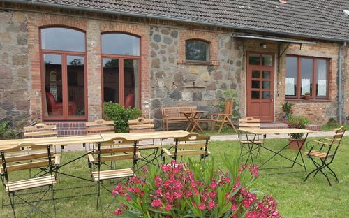 Ferienhof Luisenau - Ferienwohnung Scheunentor