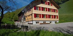 Knusperhütte - Erlebnissurlaub in Schnepfau, Knusperhütte in Schnepfau - kleines Detailbild