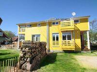Ferienhaus Saga, Haus Sol: 95m², 3Raum, 4Pers, Sauna, Kamin, WLan, Meerblick in Wiek auf Rügen - kleines Detailbild