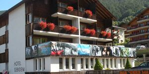 Hotel Gebidem - Visperterminen, Doppelzimmer Balkon mit Halbpension in Visperterminen - kleines Detailbild