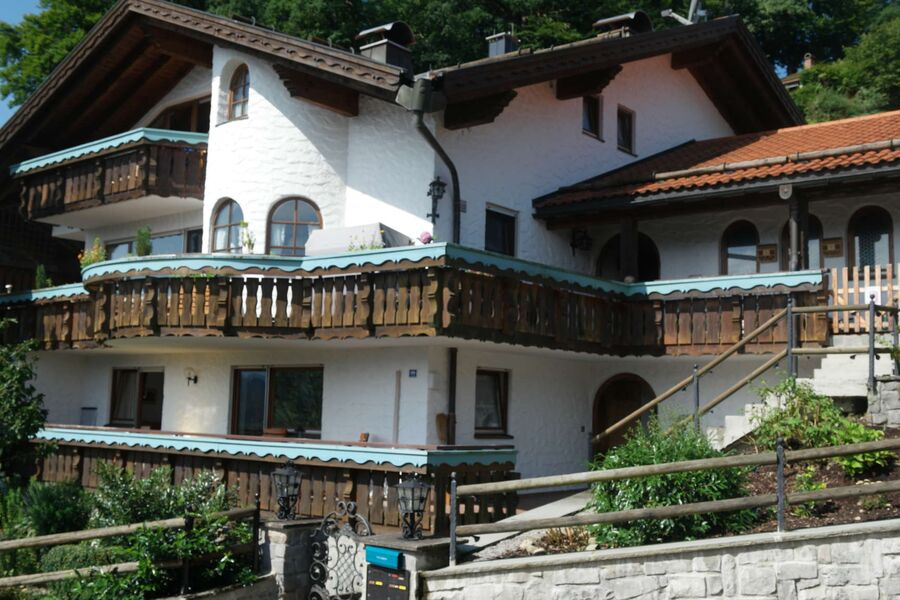 Tannach, gr. Balkon unten