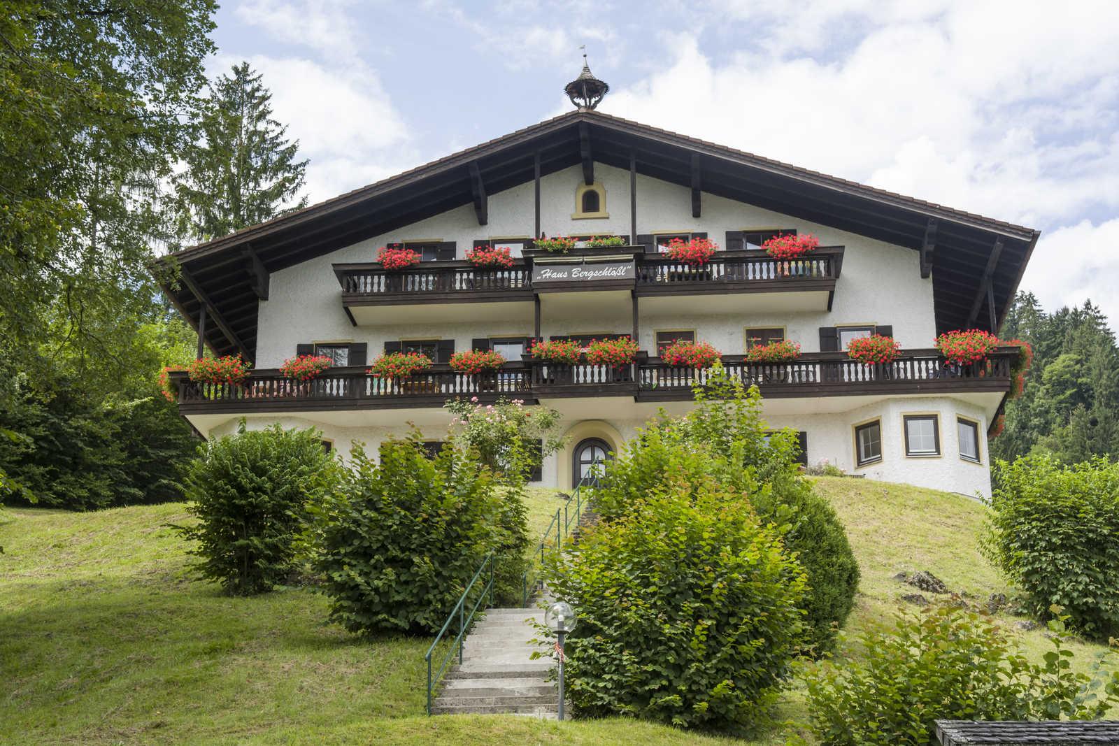 Ferienwohnung Bergschlössl Wohnung 26 In Oberaudorf Bayern
