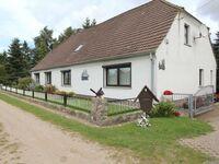 F-1071 Ferienwohnung Rosengarten in Garz, Wohnung: 85m², 3-Raum, 6 Pers., Garten in Garz auf Rügen - kleines Detailbild