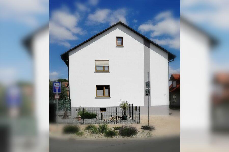 Ferienwohnung Odenwaldblick