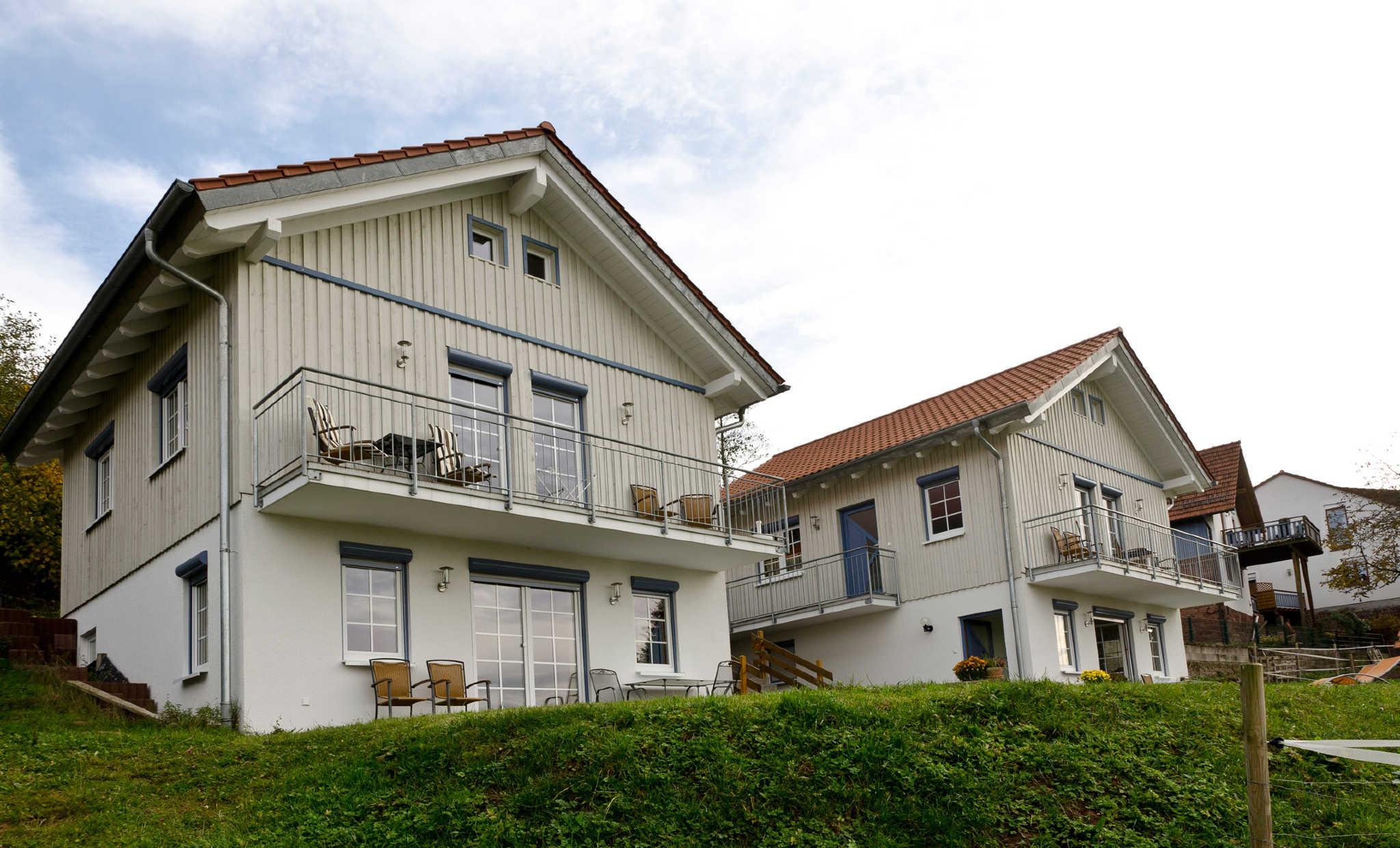 Ferienhaus mit 2 Wohneinheiten