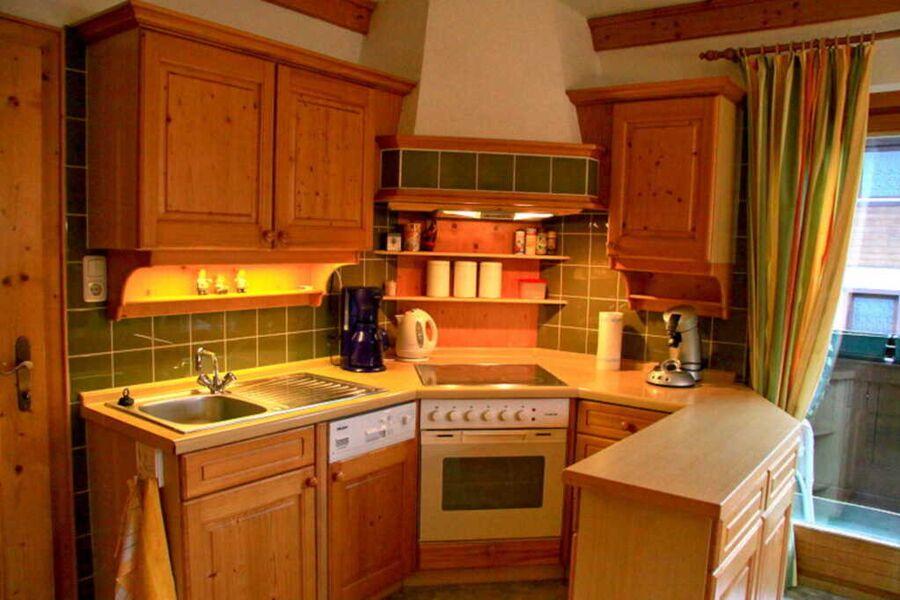 Küche Appartement Nr.1