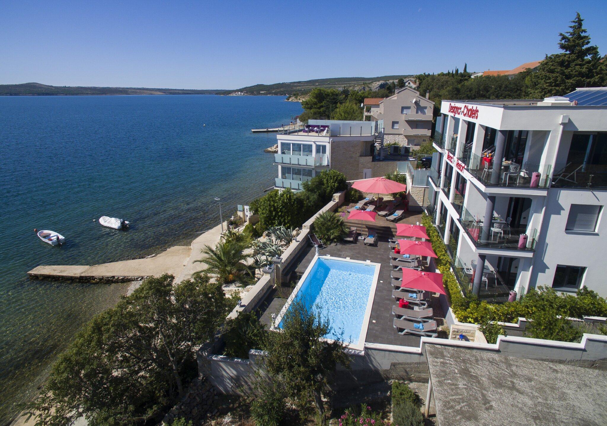 Design-Beachresort - Apartment Top 2