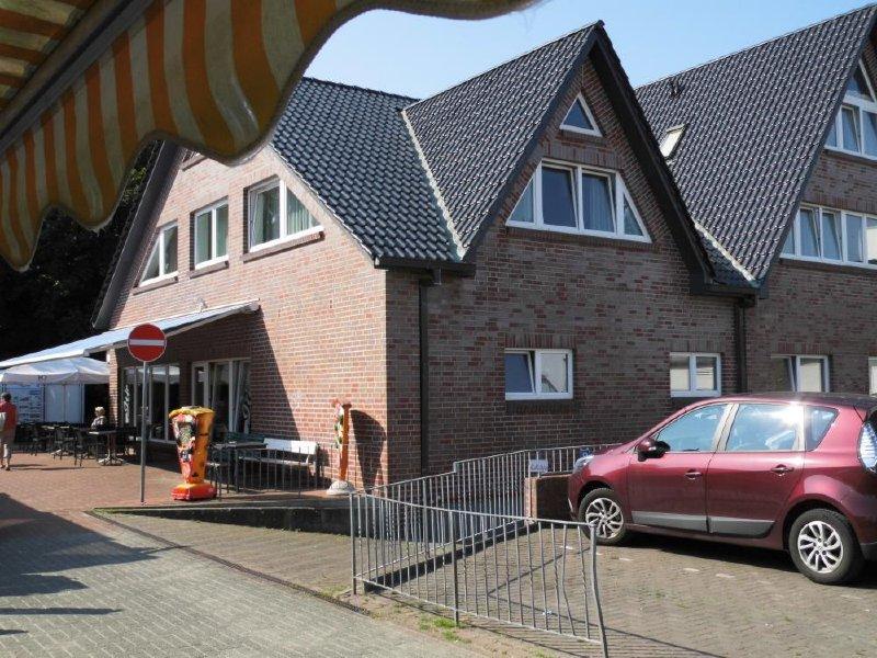 Haus Itjen am Strand Wohnung 2 in Cuxhaven Sahlenburg