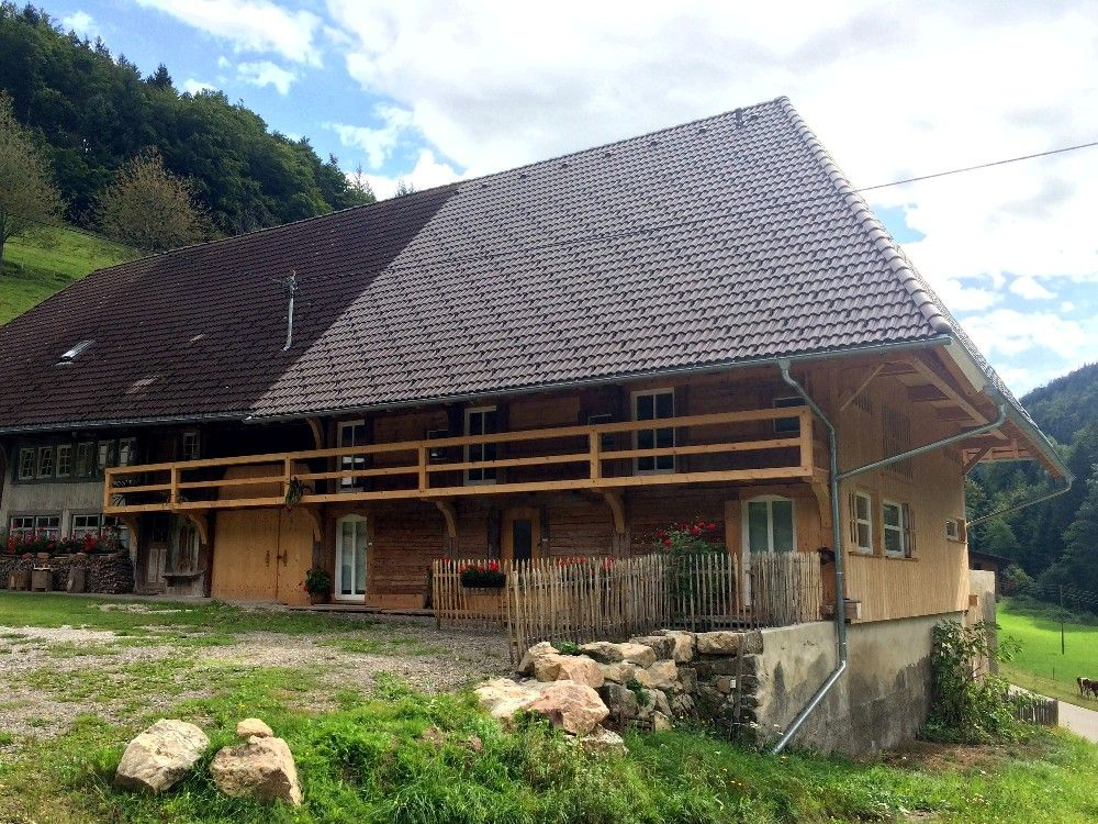 Scheuerhalterhof - Ferienwohnung 1 Zehntscheuer