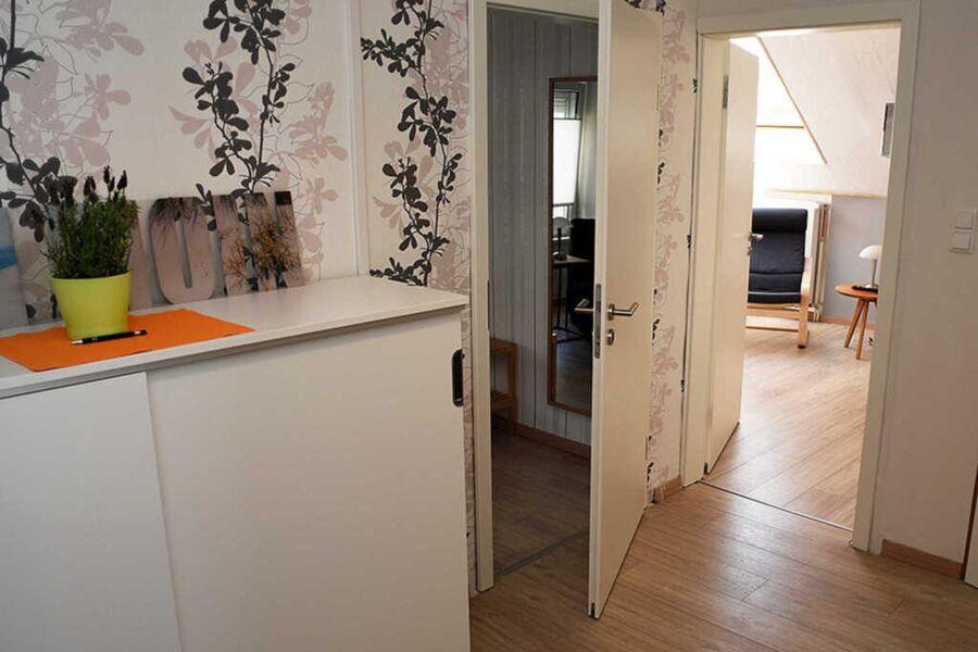 boardinghouse Oldenburg, Comfort-Doppelzimmer 1