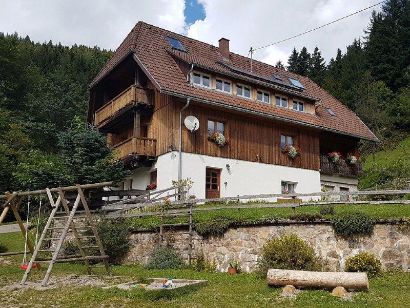Scheuerhalterhof - Ferienwohnung 2 Backhaus
