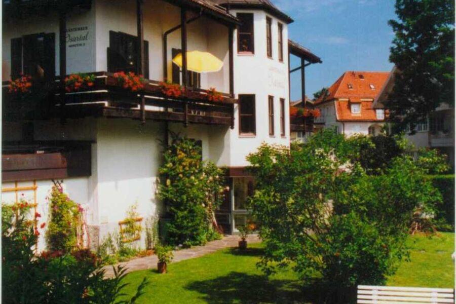 Gästehaus-Pension Isartal, Dreibettzimmer 1
